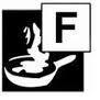 Brandbestrijding, Brandklasse F - Olie & Vetten