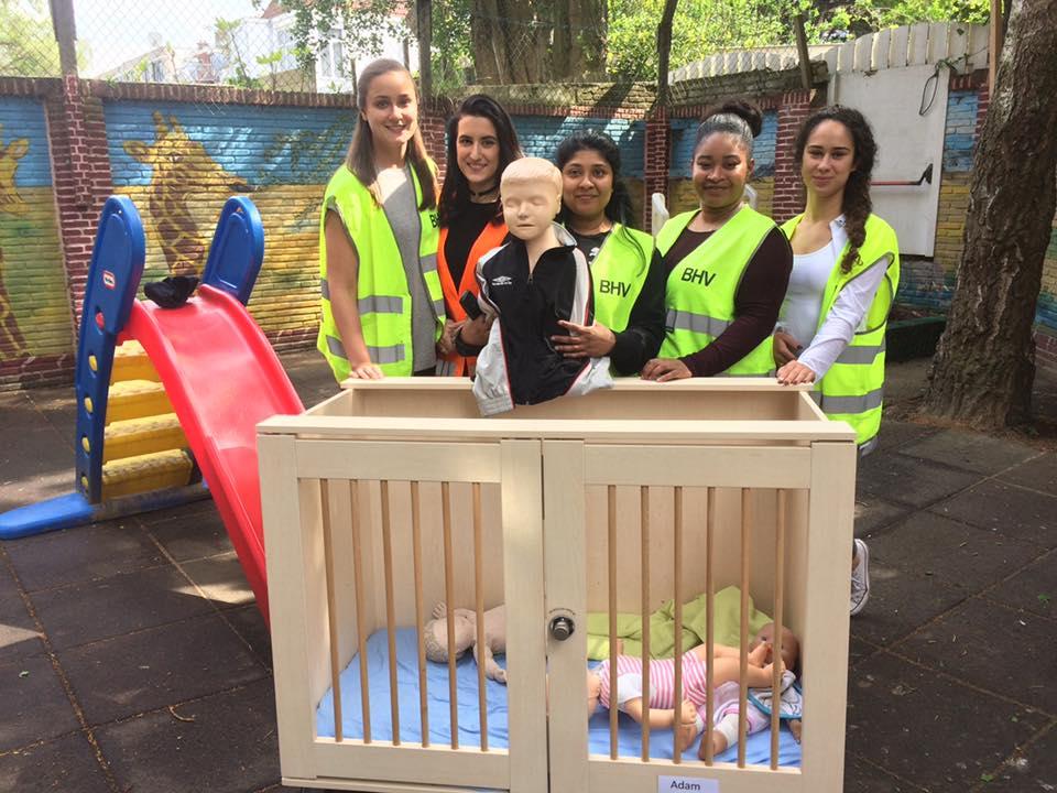 bhv werken met kinderen